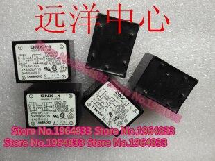 ФОТО ONX-1 NOISE FILTER 5 250V 50/60Hz 1A