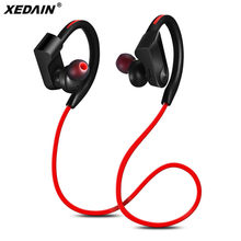 Sport Bluetooth Headphone Wireless Earphone Bluetooth Headset Waterproof noise reduction with Microphone for android ios phones(China)