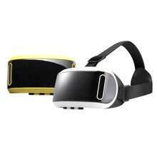 มาใหม่googleกระดาษแข็งvrกล่องรุ่นใหม่ซิลิโคนป้องกันตา3d vrแว่นตาเข้ากันได้4.7-6นิ้วโทรศัพท์