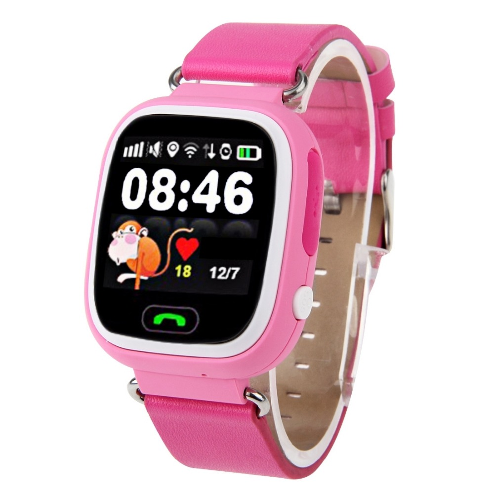 WIFI Smart Watch Children Wristwatch SIM Phone GSM Beidou GPS Locator Tracker Anti-Lost Smartwatch Child Guard for iOS Android floveme q5 bluetooth 4 0 smart watch sync notifier sim card gps smartwatch for apple iphone ios android phone wear watch sport