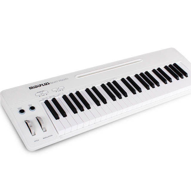 MIDIPLUS Easy Piano 49Key voice midi Keyboard controller For