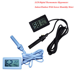Mini Thermometer Hygrometer Te