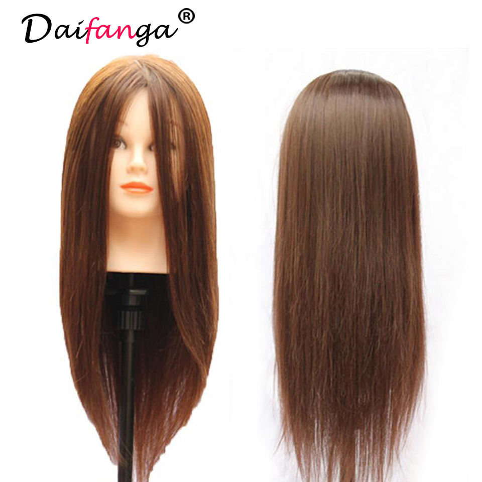styling real hair professional hair styling manikin with human 4978