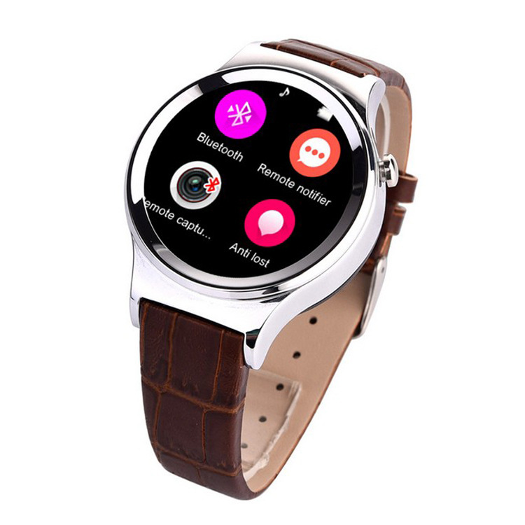 ФОТО 2016 New Arrival T3 SmartWatch Support SIM SD Card Bluetooth WAP GPRS SMS MP3 MP4 USB For iPhone And Android  T3 Smart watch