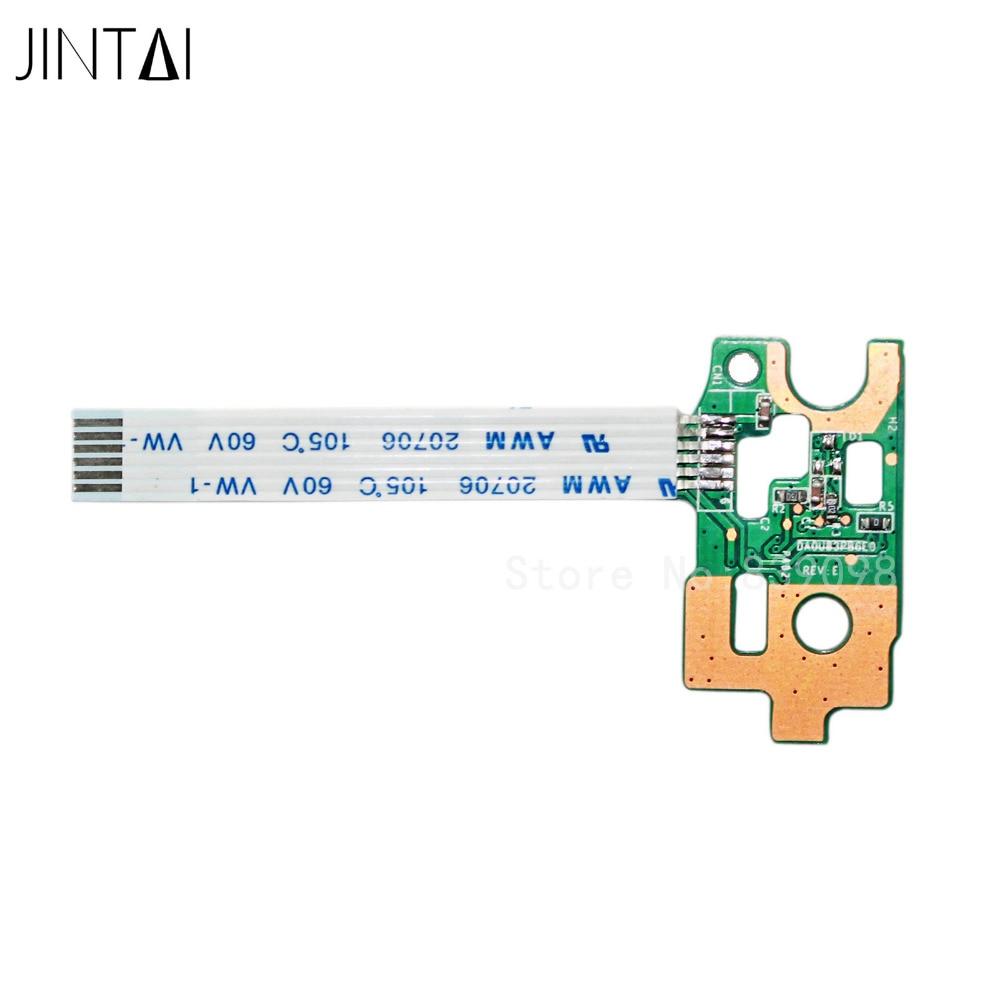 2PCS/Lot Jintai Power Button switch ON-OFF Board w/ Ribbon for HP Pavilion 15-N 15-F 14-N SERIES DA0U83PB6E0 732076-001