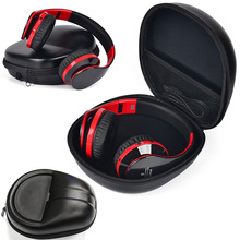 New Storage Case For Earphone EVA Headphone Case Container Cable Earbuds Storage Box Pouch Bag Holder GDeals
