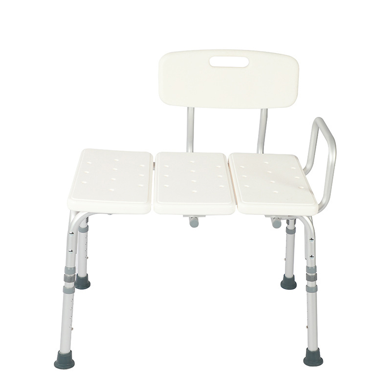 Awesome Us 166 99 50 Off Bathroom Chair Adjustable Height Aluminium Bath Chair Seat Elderly Kids Toilet Stool Transfer Bench Home Care Shower Seat In Forskolin Free Trial Chair Design Images Forskolin Free Trialorg