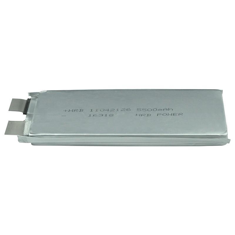 HRB 3.7V RC Lipo Battery 1S Cell 1100mah 1200 1300 1500mah 2200mah 3000mah 4200mah 5000 5500 6000 10000 16000 22000mah DIY Parts