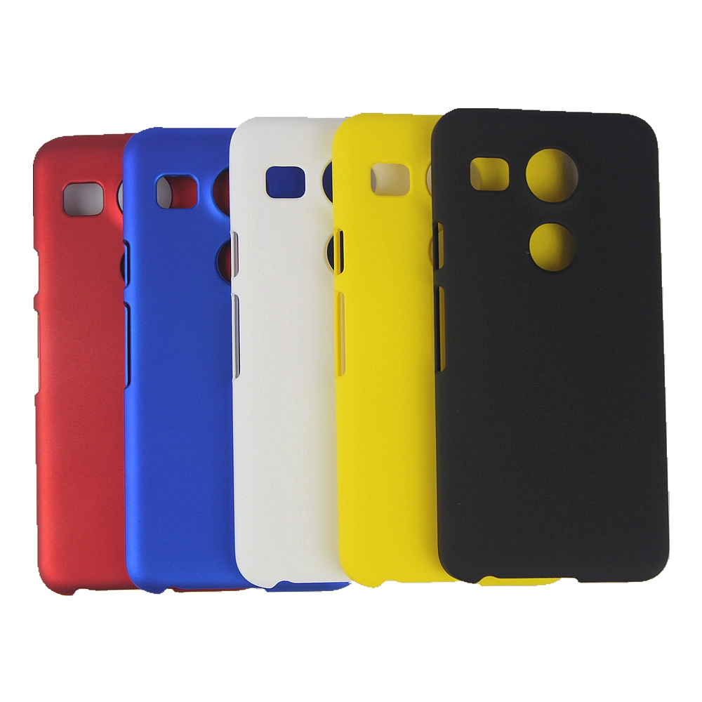 sports shoes 3d40b 240e1 US $1.99 |Rubber Plastic Hard Ultrathin Frosted Shield Matte Case For LG  Nexus 5X 5 2015 / Google Nexus Cover Shell Bags Free Shipping-in Fitted  Cases ...