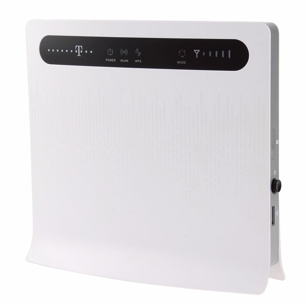 4G LTE Industriel Haut Débit Huawei B593 4G LTE Routeur WLAN 100 Mbps WiFi Routeur pk b593S-22 b880 b890 b593s-12