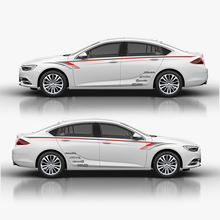 TAIYAO car styling sport car sticker For Regal GS TOURX car accessories and decals auto sticker стоимость