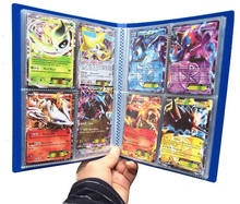 Pokemon Cards Photo Album List 15.2**20*1.5 CM 14 Pages Card Collectors Photo Card Book LU(China)