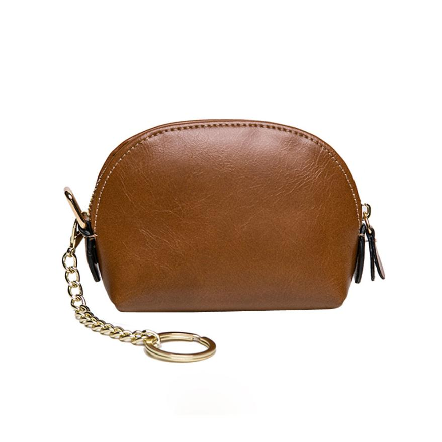 xinu Women Leather Small Mini Wallet Holder Zip Coin Clutch Day Clutches Solid zipper PU Leather Flap fashion monedero cardamom clutches women fashion solid colors shape of hobos zipper soft cow leather casual small clutches cell phone pocket