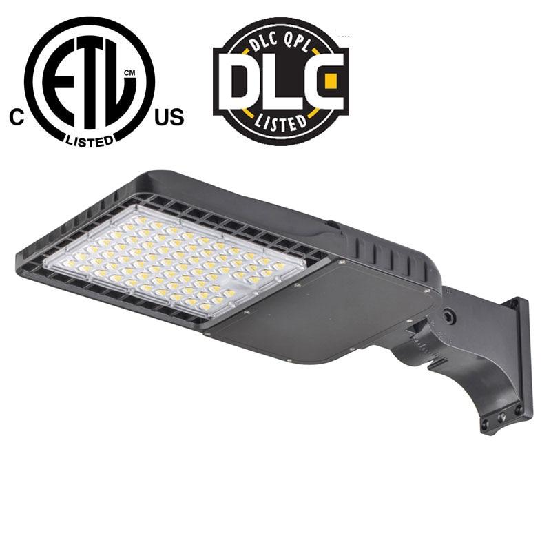 2019 New Shoebox Light 5years led Garden Lamp sensorIp65 led Outdoor Street Light 100 150 200W Area lights in Industrial Lighting from Lights Lighting