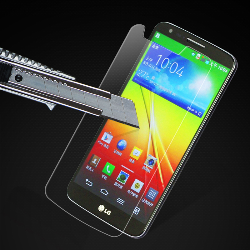 2pcs For Glass LG G2 Tempered Glass For Screen Protector LG