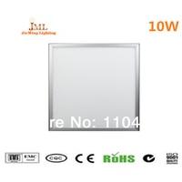 10 cái/lốc 10 wát bảng điều chỉnh ánh sáng ánh sáng trần led 300*300 mét ac85-265v warm mát màu trắng nhà bếp phòng tắm đèn hành lang celling