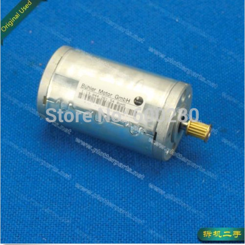C7769-60375 C7769-60146 HP Designjet 500 800 Carriage (scan-axis) motor assembly plotter parts used free shipping new original c7769 60390 c7769 60163 cutter assembly for designjet 500 800 plotter parts on sale
