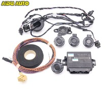FOR VW Tiguan 5N Rear OPS 4K Park Pilot 4 Parking Sensors Kit 5KD 919 475 5KD919475