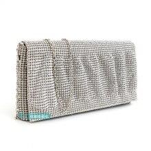 Großhandel neue high-end handtaschen diamant clutch stil mode abendtasche