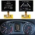 New Chegou Car painel de Instrumentos Velocímetro Reparação Screen Display LCD para Audi A3 A4 A6 Transporte Rápido