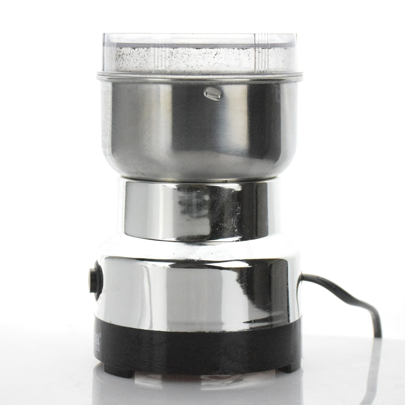 Free Shipping Stainless steel electric coffee grinder seed grinding in Stock Espresso Coffee Bean Mill 200V Kitchen Applience
