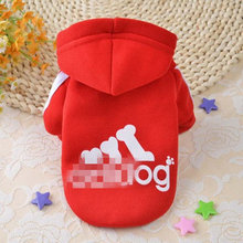 Pet Clothes for Small Medium Dogs Puppy Hoodies Coat Spring