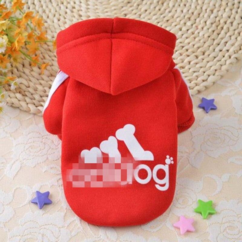 Vêtements pour animaux de compagnie pour petits chiens moyens sweat à capuche pour chiot manteau printemps sweat chien tenues de mode animal Bulldog Pug Hoodies vêtements