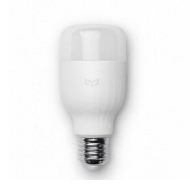 Original Xiaomi Yeelight White Color LED Smart Bulb Smartphone App WIFI Remote Control Light 8W E27 Mi Light Smart Home Kit