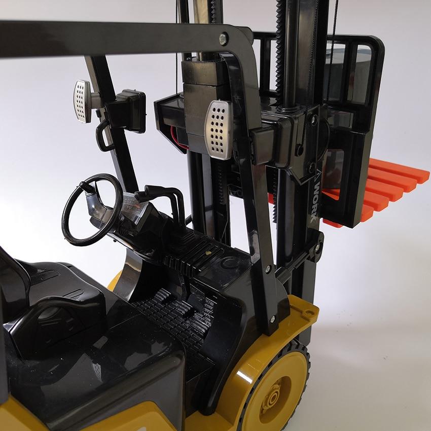 1:8 RC Gabelstapler Lkw Kran RTR 11CH Ingenieur Fahrzeug Spielzeug LED Licht Kinder big size Spielzeug-in RC-Autos aus Spielzeug und Hobbys bei  Gruppe 3
