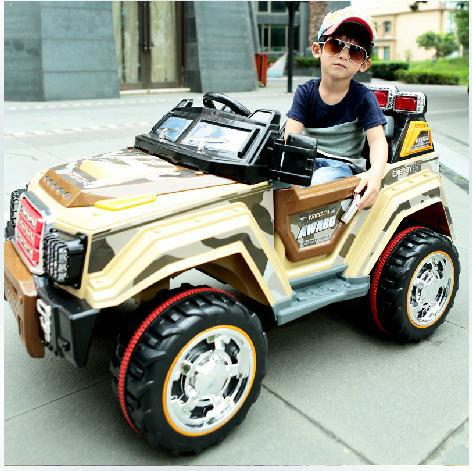 Kids Ride On Car With Remote Electric Hummer Car For Kids Ride On In