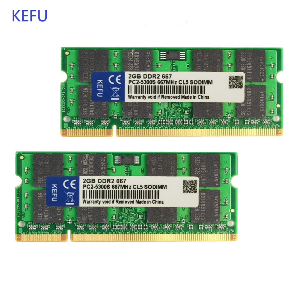 16GB 8x 2GB //1GB PC2-5300 DDR2 667MHz 200Pin SODIMM Laptop Memory For Micron LOT