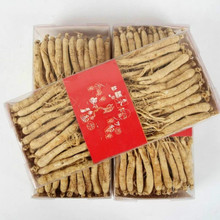 Changbai Fresh / Dry Ginseng Root tablets 250-500g of Vacuum Pack Panax ginseng Herbal skin care beauty use 75-100pcs