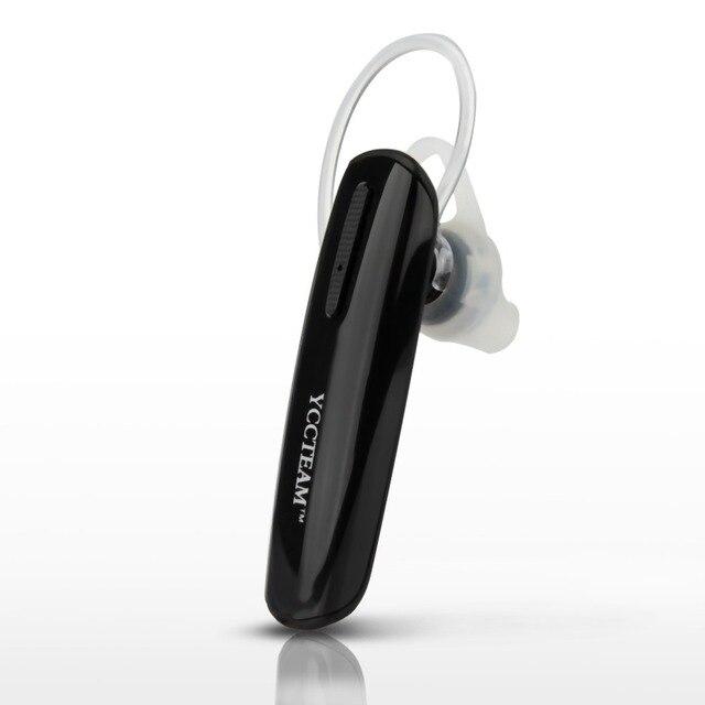 3e16460911f YCCTeam Mini Mono Bluetooth Headset Wireless BT Headphone for samsung  Iphone Xiaomi Mobile phones