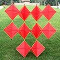 Envío Gratis Outdoor Fun Sports 3D Rojo Diez Piezas de Diamantes Buen Vuelo Directo de Fábrica de la Venta