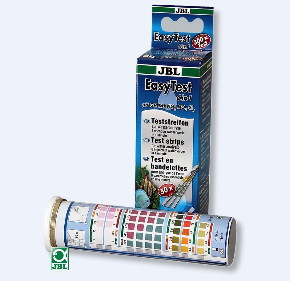 Fish tank test kit - Jbl Easy Test Strips Ph Gh Kh No2 No3 Cl2 Chlorine Aquarium Fish Tank Water Test