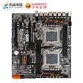 HUANAN ZHI X79-4D Scheda Madre Dual CPU Per Intel LGA 2011 E5 2680V2 DDR3 1333/1600/1866 MHz 128 GB PCI-E SATA3 USB3.0 E-ATX
