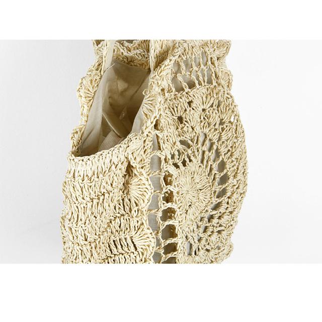 Bohemian Straw Bags for Women