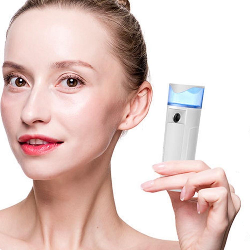 все цены на Household Humidification Facial Face Steamer Deep Cleanser Mist Steam Sprayer Spa Skin Vaporizer Promote Blood Circulation онлайн