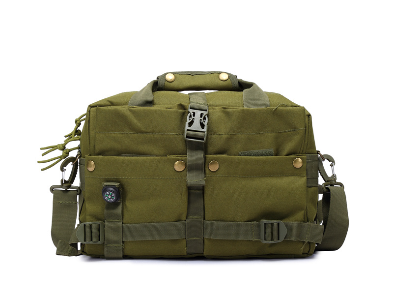 ONWARDS New Arrival Laptop Bags Men s Fashion Design Army green Messenger Bags For Outdoor Travel