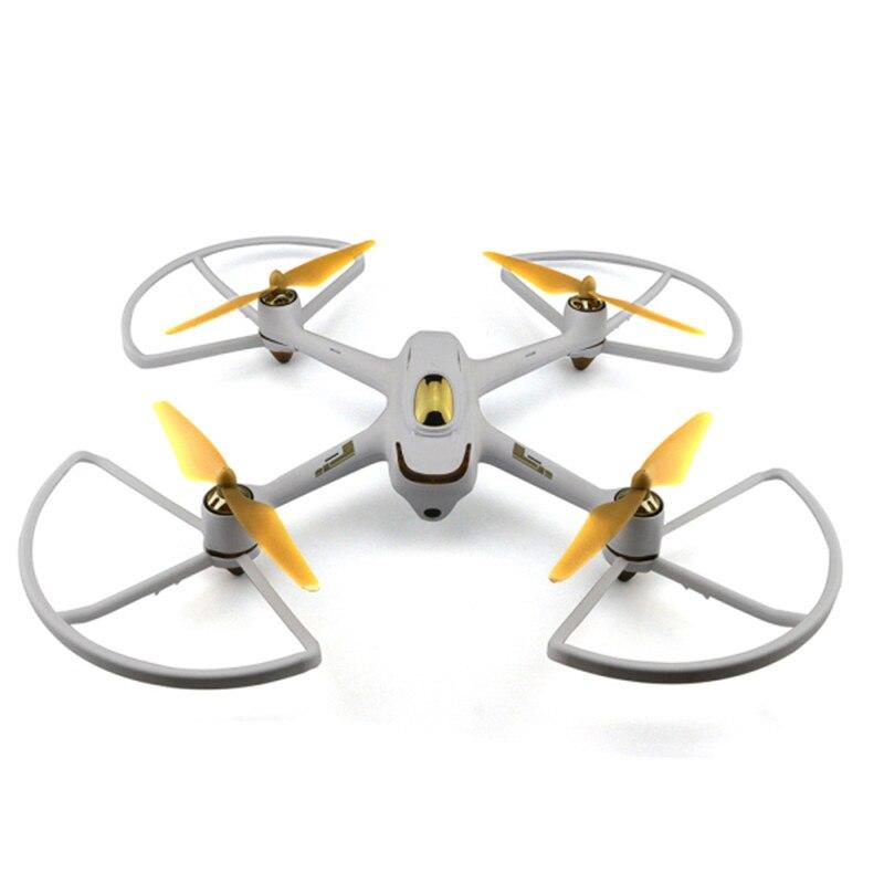 Heißer Verkauf Hubsan H501S X4 RC Quadcopter Ersatzteile Upgraded Propeller Protector Schutz Abdeckung