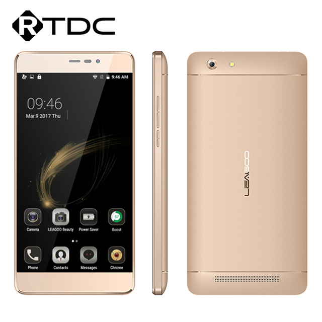 "Presale Original Leagoo Shark 5000 3G WCDMA Cell Phone Android 6.0 5.5""HD 1GB RAM 8GB ROM MTK6580A Quad Core 13MP 5000mAh"