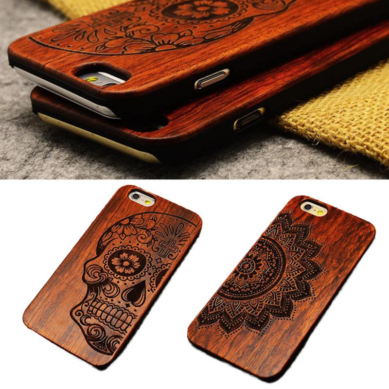 Vintage Wood PC Reliefs Printed Back Case Cover for Apple iPhone 6 4.7