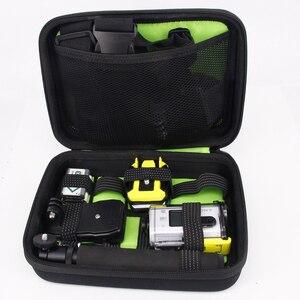 Image 4 - صدمات حمل حالة حقيبة لسوني كاميرا العمل HDR AS15 AS20 AS30V AS100V AS200V HDR AZ1 البسيطة سوني FDR X1000V حماية حقيبة حالة