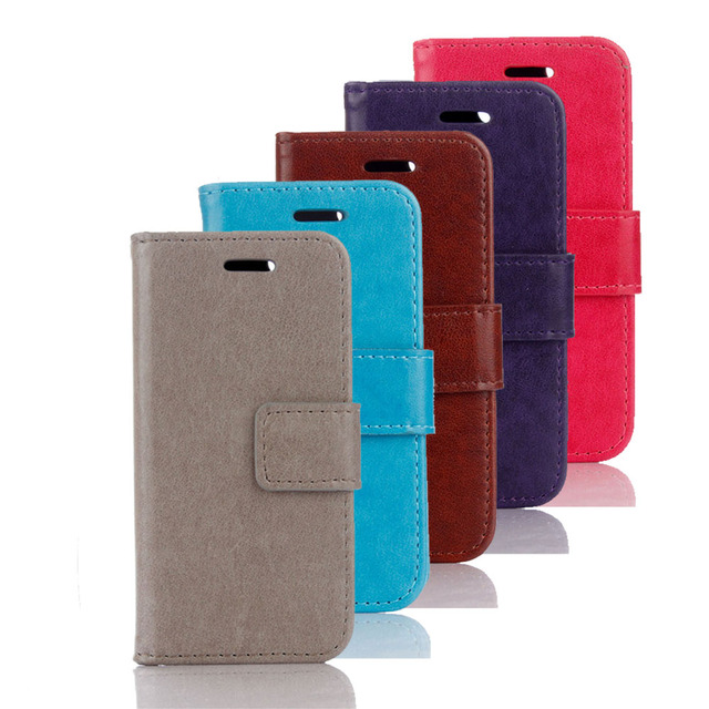 Phone Case Huawei Honor 4A 4 A SCL-L03 SCL-L04 Coque Leather Flip Skin Case Huawei Y6 Y 6 SCL SCL-L01 SCL-L21 SCL-U31 Phone Bags