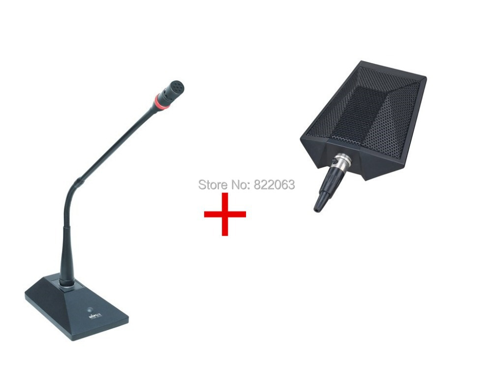 High Tone Quality Condenser Conference Meeting Gooseneck Microphone for Seminar & Conference Mic Room Free Shipping joyo i mic portable mini condenser microphone