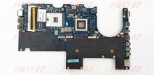 CN-0XYCJJ 0XYCJJ For Dell M14X R1 Laptop Motherboard LA-6801P MainBoard DDR3 100% Tested original laptop motherboard for toshiba t215 t220 k000106050 la 6032p mainboard 100% full tested