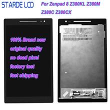 STARDE LCD For Asus ZenPad 8 0 Z380 Z380KL KNL Z380CX Z380C Z380M Z380CL LCD Display