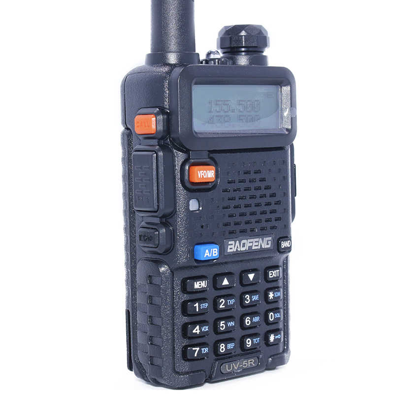 Baofeng DM-5R PLUS Tier 1 Tier 2 Digital Walkie Talkie Repeater dual time  slot DMR Two-way radio VHF/UHF Dual Band ham radio