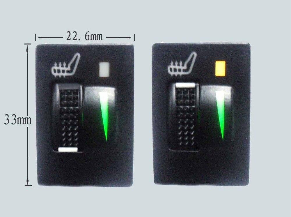 Toyota Rav4 Seat Covers >> car seat heater 12V heating fit Prado,Corolla,RAV4,Reiz ...