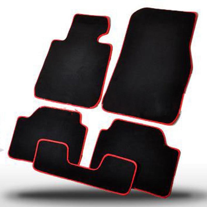 Prémium szilárd nylon automatikus szagtalan padlószőnyegek - Autó belső kiegészítők